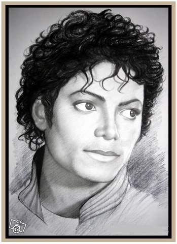 Comment dessiner michael jackson - Michael jackson coloriage ...